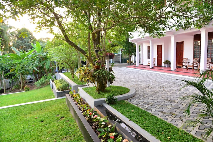 Furnished home on a hill top (Onida Hills)