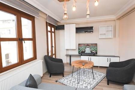 Yeldeğirmeni First Class Apartment