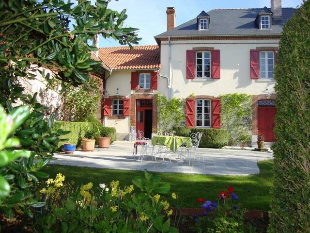 Hautes Pyrenees, la BUISSIERE, b&b - Bonnefont - Bed & Breakfast