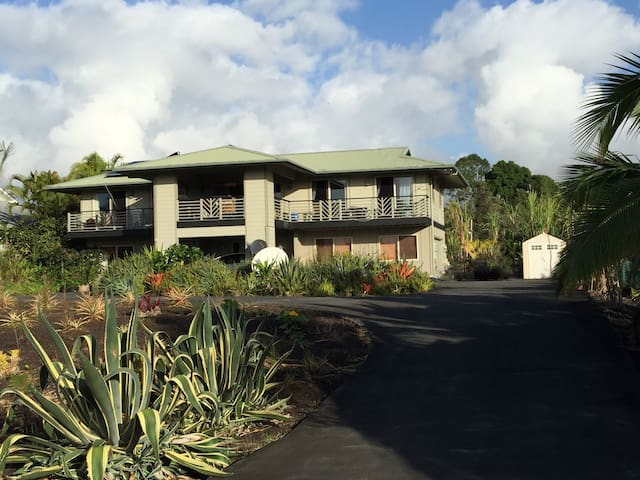 Hale Hokulani- Luxury Living -Near to Lava Flow