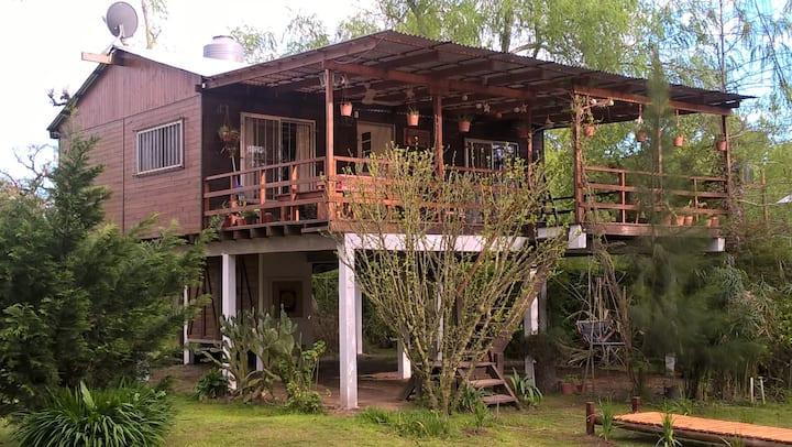 """Cottage """"El Refugio"""""""