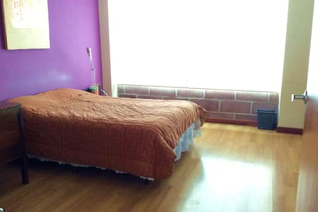 Beautiful room with private bathroom/Quito Norte - Quito