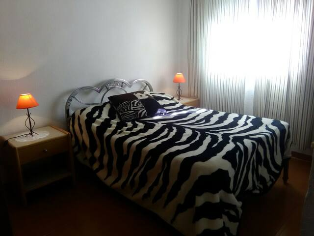 DOUBLE ROOM IN A FLAT FIT FOR A PEACEFUL PERSON - Santa Cruz de Tenerife