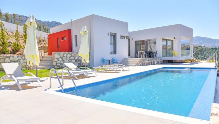 Kallia Seaview Villas, Agia Pelagia Heraklion