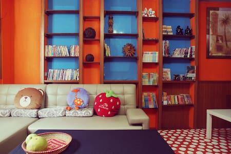 J.J.'s Home背包客 讚(雙人雅房) - Тайдун