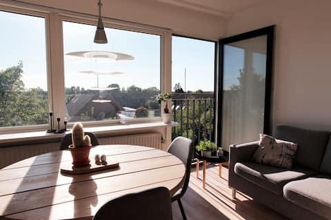 全套公寓+ 2輛自行車免費哥本哈根