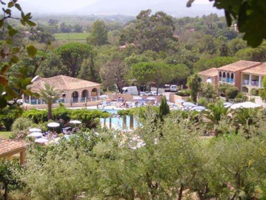 Magnifique résidence arborée de 16 hectares !