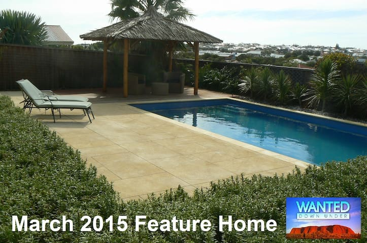 La Mer - Holiday home with a pool - Quinns Rocks - Casa