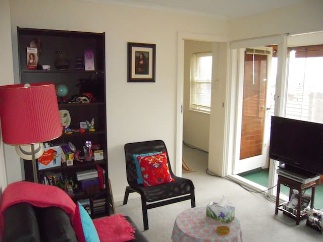 Sun Filled Top Floor Apartment - Kingsford