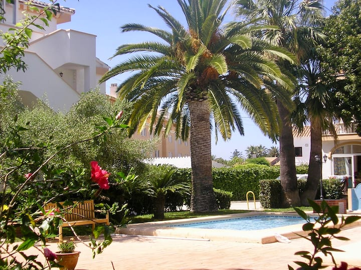 El Patio de Dénia, your vacation 250m from the sea