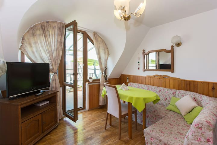 Central, Bright and Cosy Suite in Sofia.