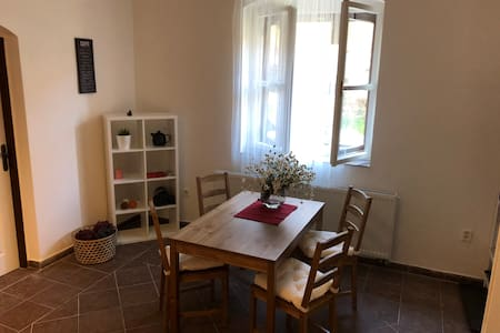 Farm Pnovany - apartment, 2 bedroom, 6 people