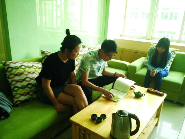 打工的青春 - Huangshi Shi - Dormitorio