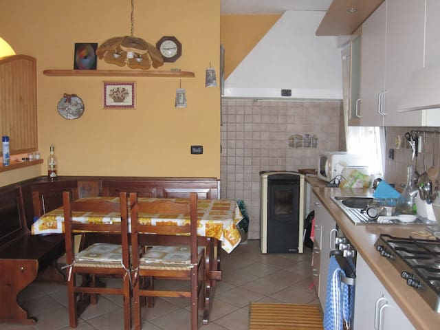appartramento for rent - Panchià - Apartment