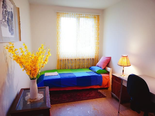 Single Room with Positive Energy