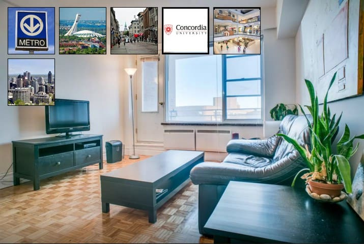 Large One Bedroom Apartment with Balcony and Views