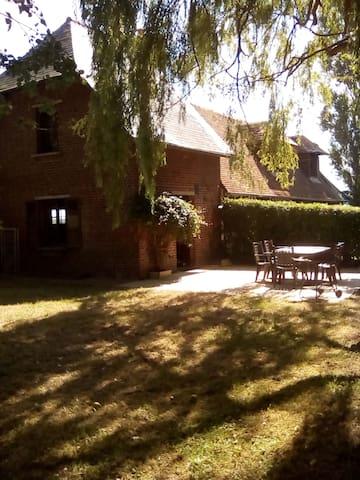 10 mn Cabourg le Gite des Vignes