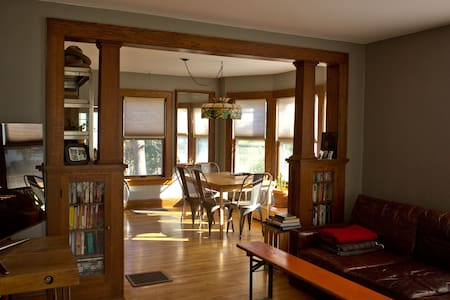 Cozy Clean House Oozing with Character - Madison - Ev
