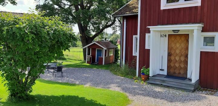 Bo på egen gård i Svärdsjö, Dalarna