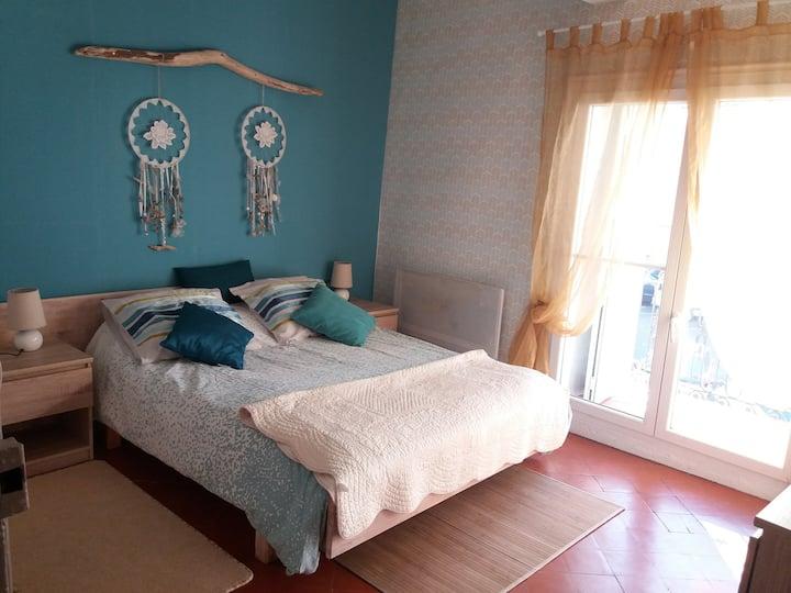 Agréable appartement T2 centre historique Béziers