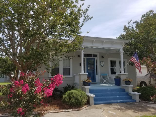 Comfortable Historic Home in Heart of Beaufort