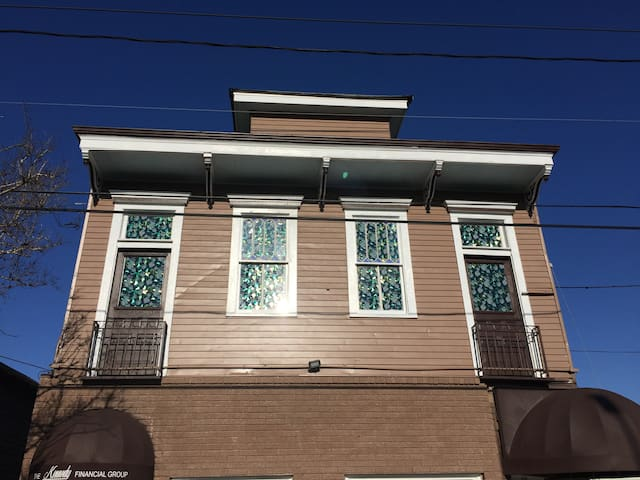 Walk 2 Blocks to N. O. Jazz Festival Front Gate - Apartments for ...