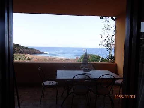 Sea, peace, nature, nightlife just 10 minutes away