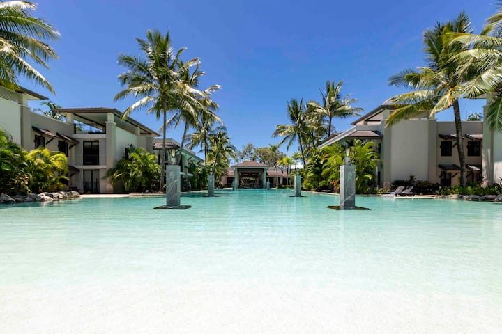 Sea Temple Port Douglas 2 Bedroom Swimout