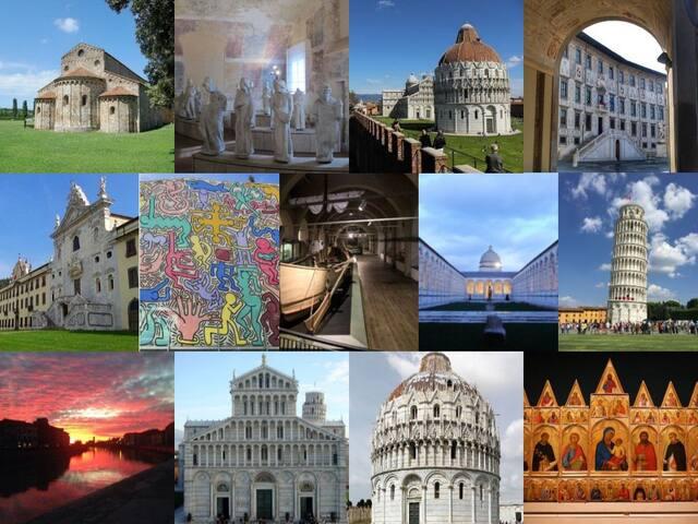 11 things you MUST see in Pisa