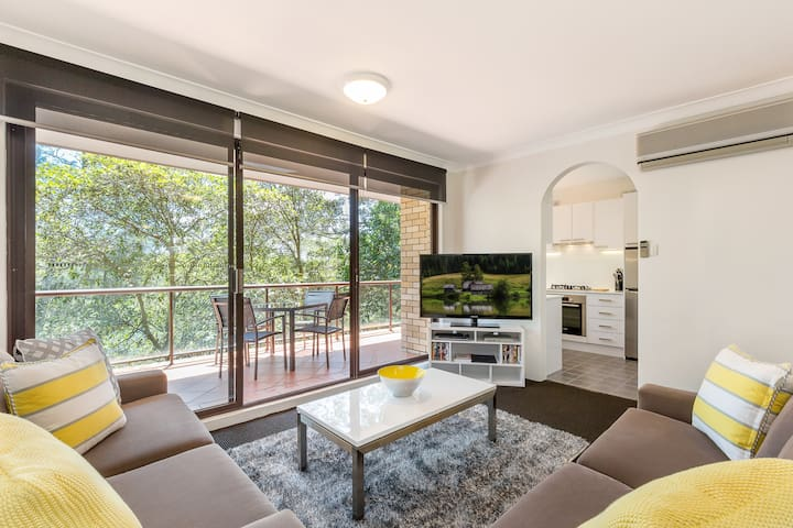 Deluxe one bedroom apartment, 23 - Lane Cove - Apartment