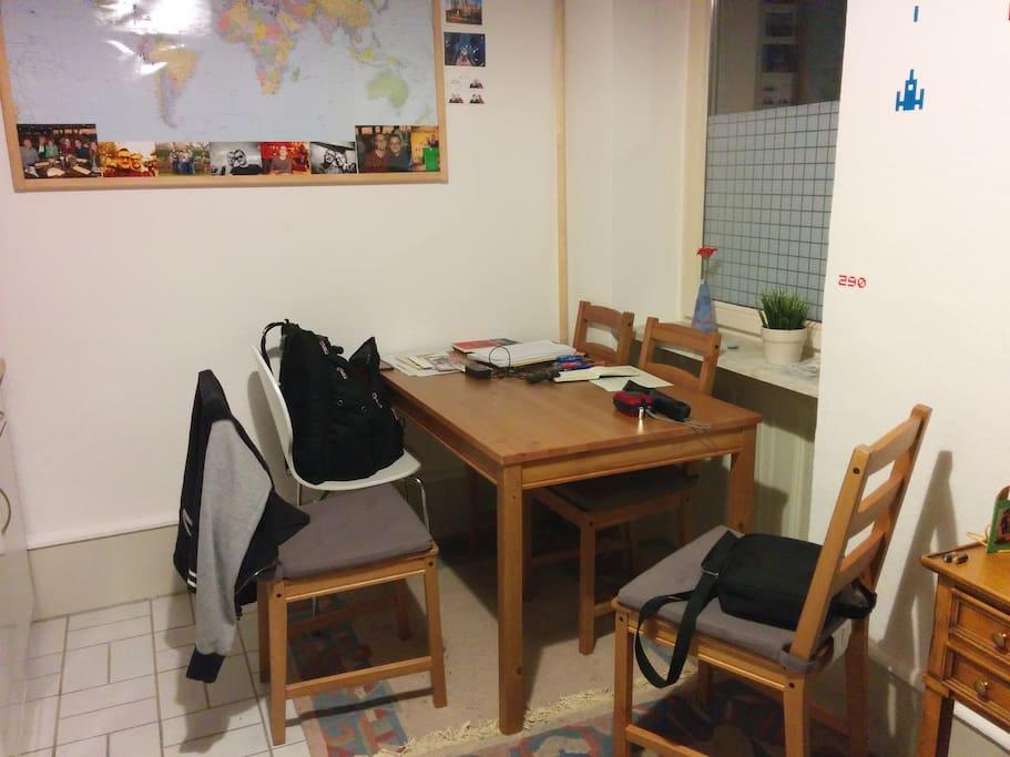 Essecke/eating area