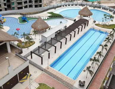 Apartamento ideal para el descanso, ocio y deporte