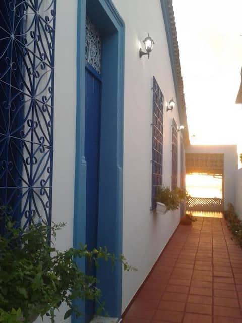 Vila Azul Itaparica - Casa Colonial Inteira