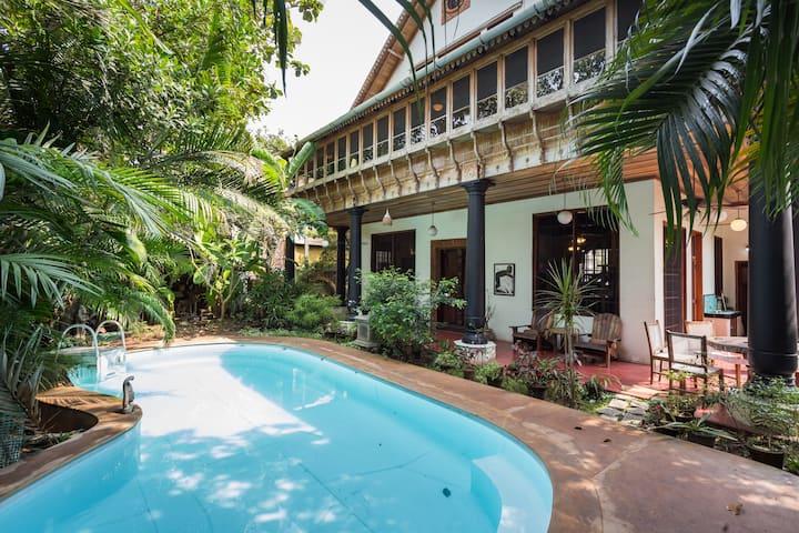 Marigold Villa Homestay (Yoga Classes Available)
