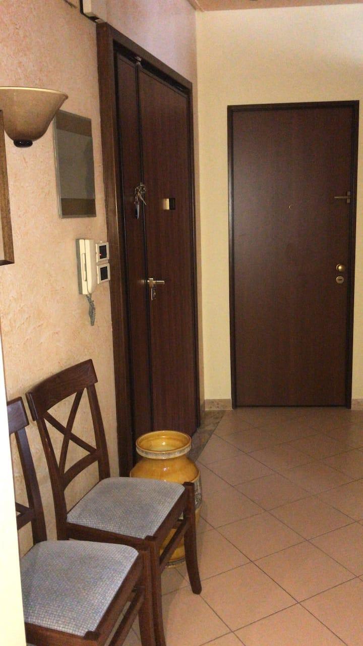 Elegante appartamento quartiere Centro. Brindisi