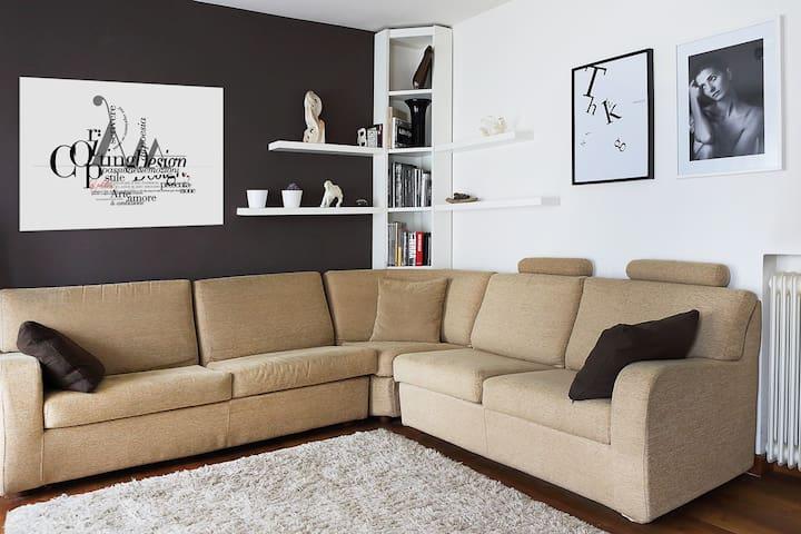 Sunny apartment Padova - Pádua - Apartamento