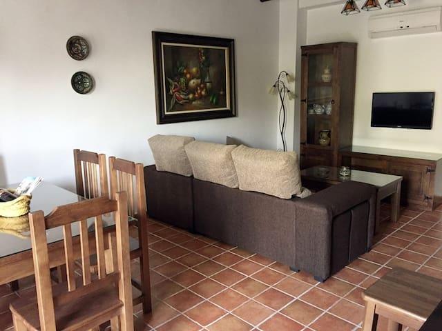 Casa San Cristóbal 6 - Jimera de Líbar - Barriada de la Estación - Haus