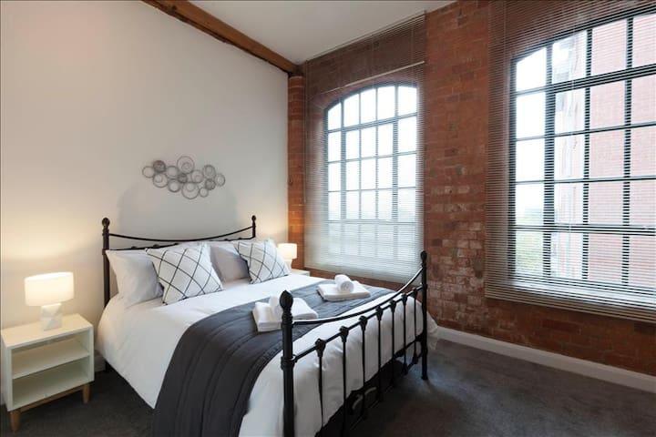 Raleigh Loft - Nottingham - Apartamento