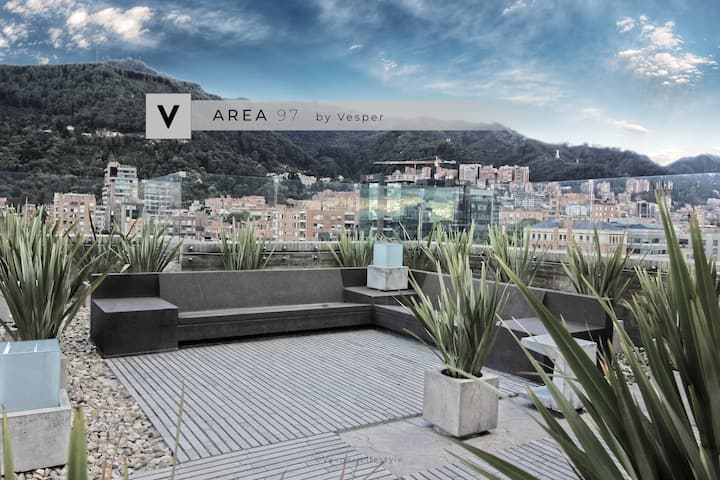 Vesper | Area97 | Executive Condo Parque 93 + Gym