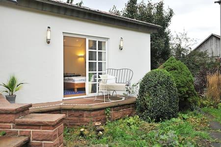 Einzel/Doppelzimmer, sep.Eingang - Althengstett - Rumah
