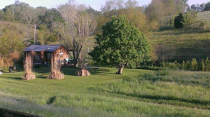 Bourbon Bay Camping