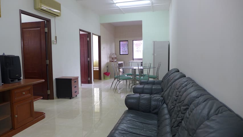 Experience Chilli Homestay Malacca - Melaka - Apartment