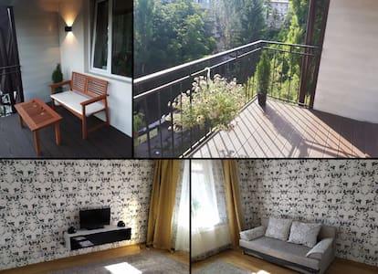 Original loft with splendid terrace