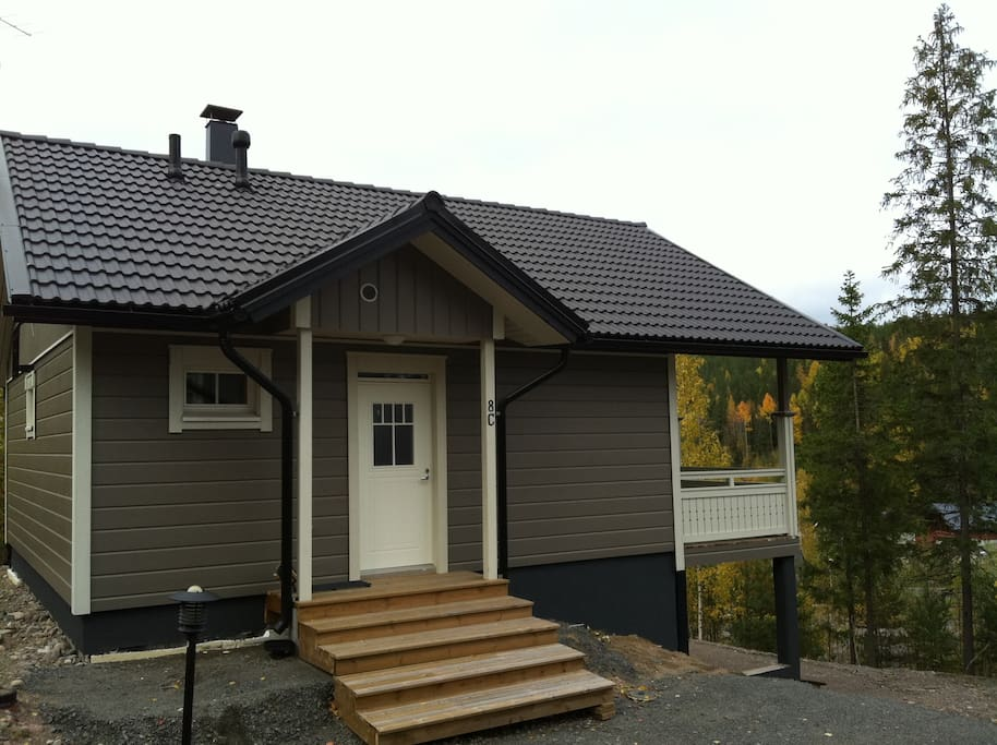 villa sidori 2 h user zur miete in j ms finnland. Black Bedroom Furniture Sets. Home Design Ideas