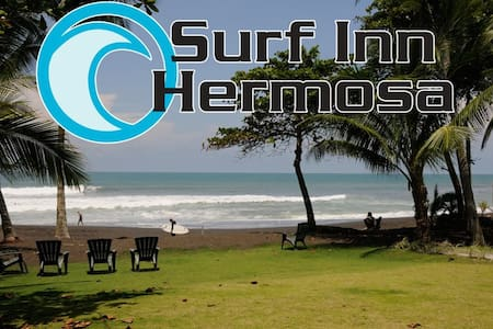 Studio Apartment Steps To The Beach - Playa Hermosa