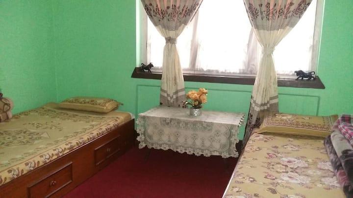 Comfort Room in Kathmandu