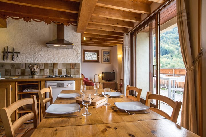 Chalet Le Sardonnier - Oz - Apartment