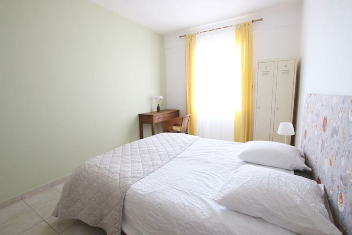 15sq m room A/C, house with garden - Carpentras - Rumah