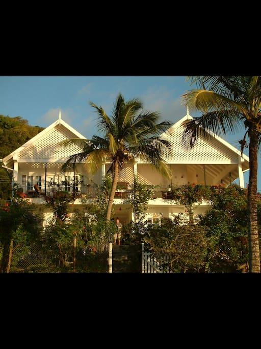 Green Roof Inn, Carriacou