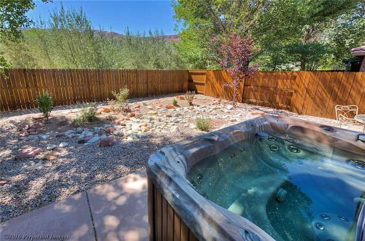 Incredible Star Gazing from the Private Hot Tub - Sunrise Terrace ~ 369